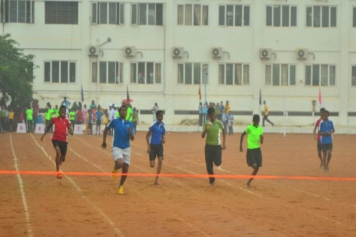 Chettinad Public School - Sports