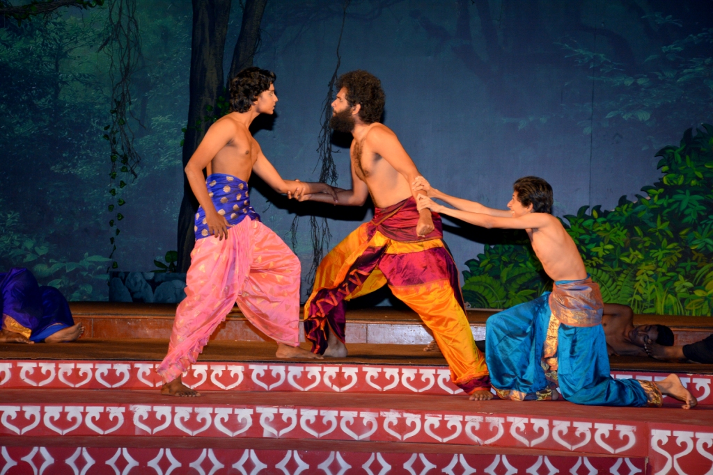 Chettinad Vidyashram-Cultural Activities