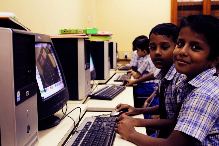 Chettinad Vidyashram-IT Lab