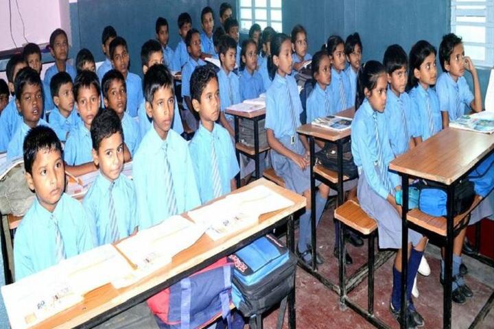New Samastipur Public School-Classroom