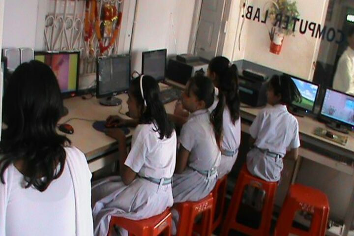 New Samastipur Public School-Computer Lab