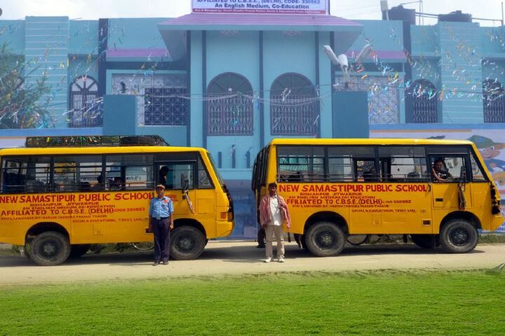 New Samastipur Public School-Transport
