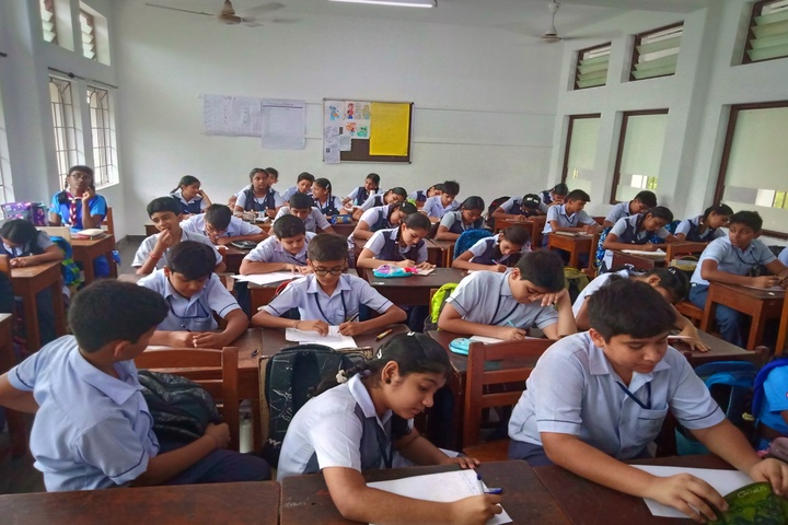 Chinmaya Vidyalaya-Essay Writing Competition