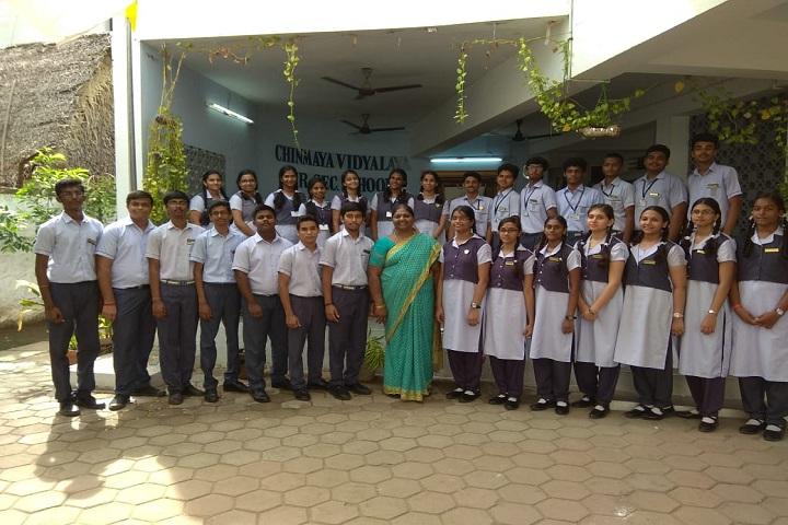 Chinmaya Vidyalaya-Groups