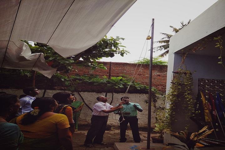 Chinmaya Vidyalaya-Independents Day