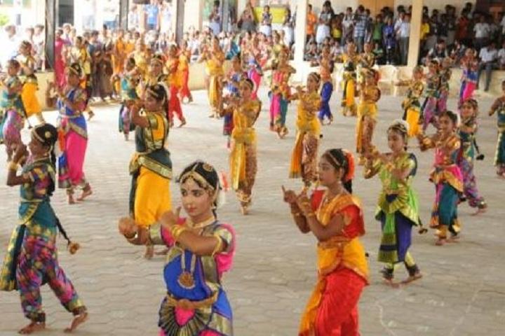 Chinmaya vidyalaya-Classical Dance