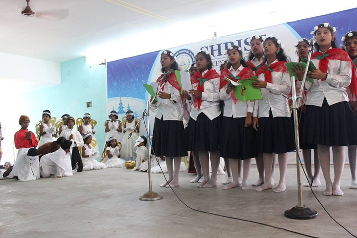 Christ Cmi Central School-Group Song