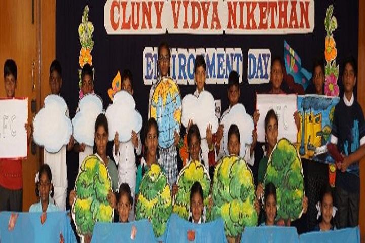 Cluny Vidya Nikethan-Environment Day