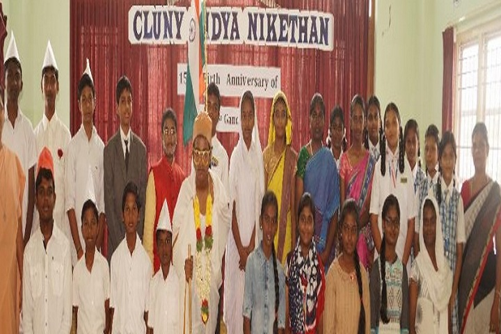 Cluny Vidya Nikethan-Gandhi Jayanti