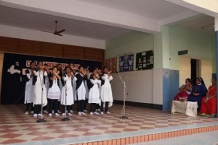 Cluny Vidya Nikethan-Group Song