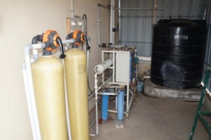 Cluny Vidya Nikethan-Water Plant