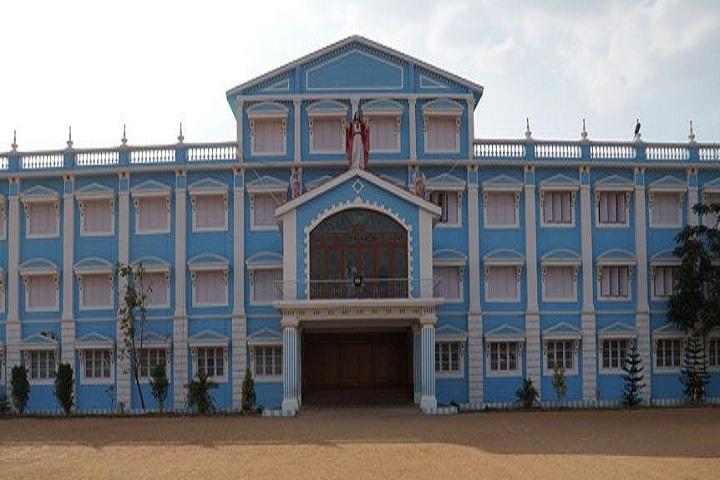Cluny Vidya Nikethan-School building