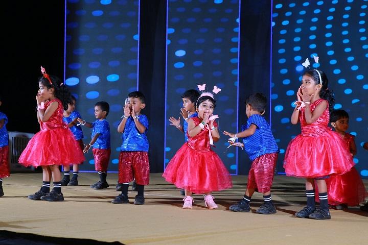CMC International School-Annual Day Celebration