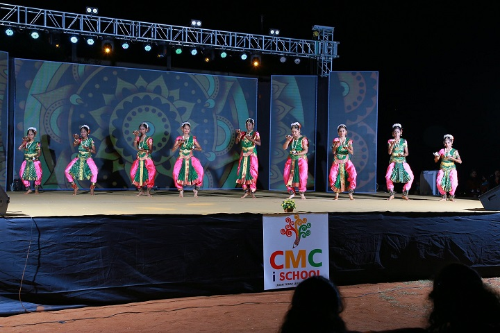 CMC International School-Classical Dance