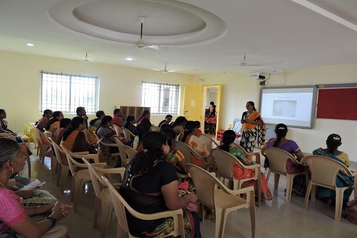 CMC International School-Parents Meeting
