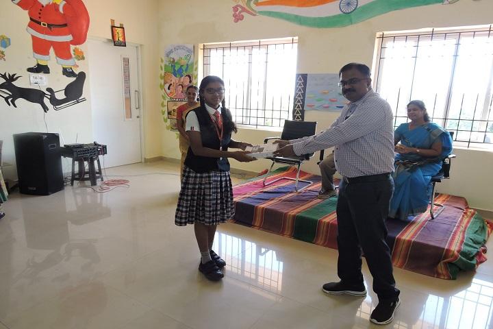 CMC International School-Prize