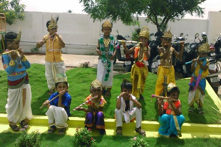Coimbatore Public School-Celebration