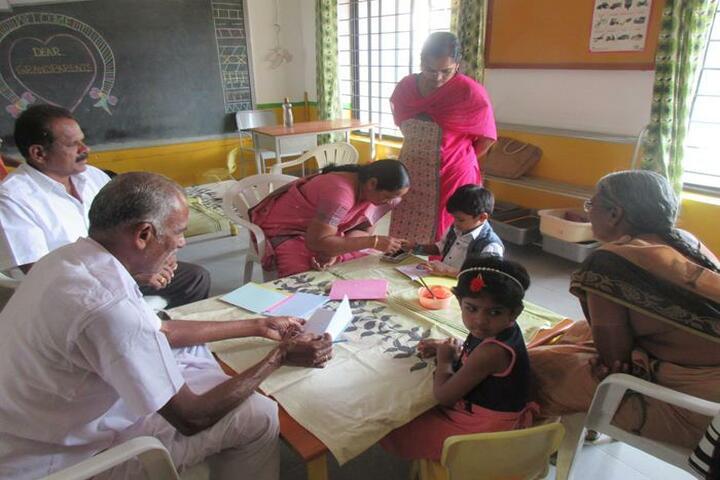 Cs Academy-Grand Parents Meeting