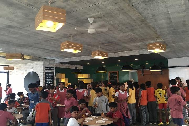 CS Academy-Cafetaria