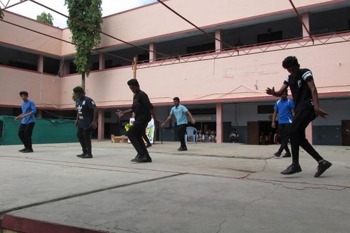 DAV BHEL School-Dance