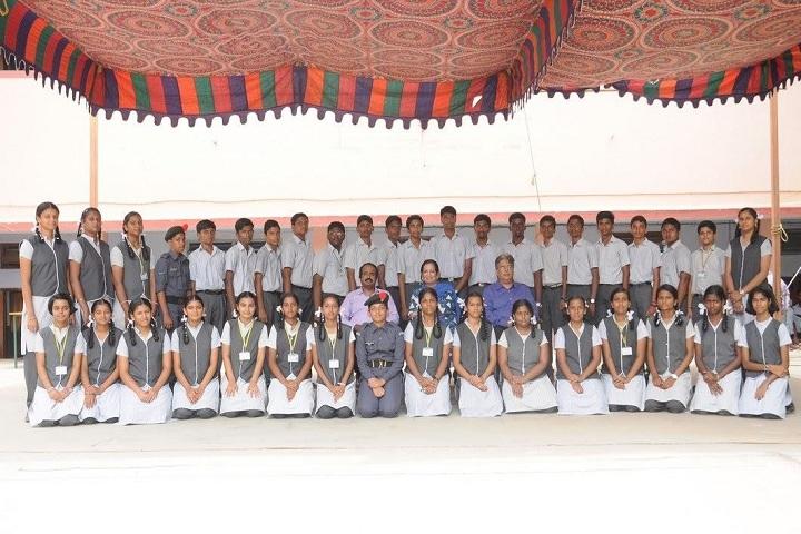 DAV BHEL School-Students