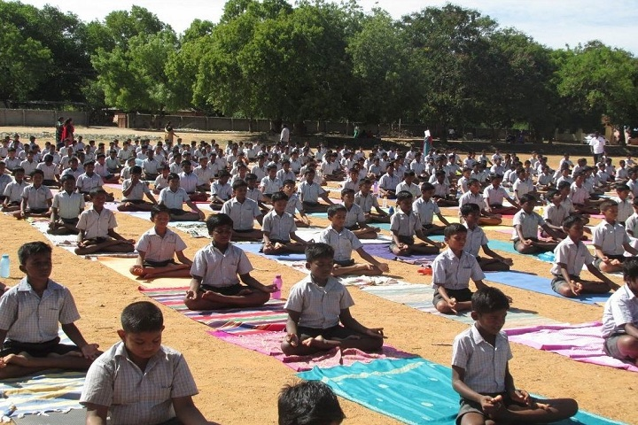 DAV BHEL School-Yoga