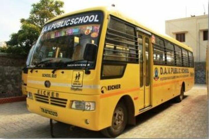 D A V Public School-Transport