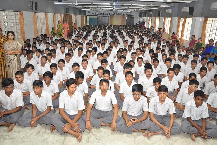 Dayananda Anglo Vedic School-Auditorium