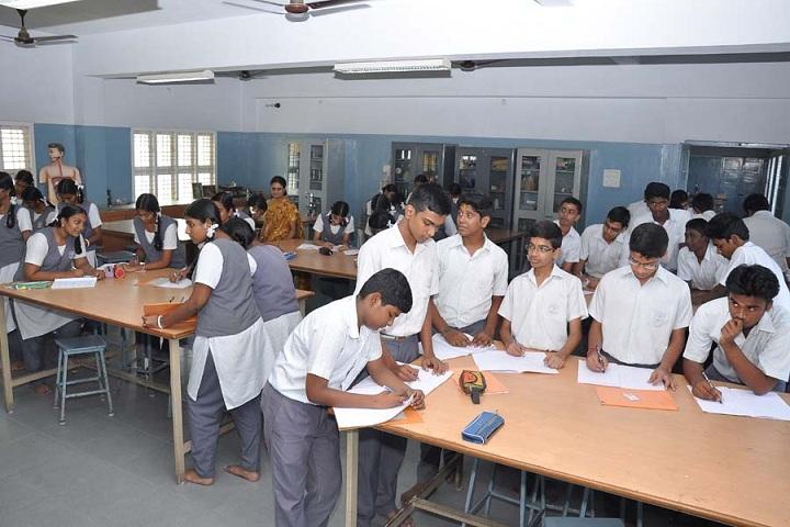 Dayananda Anglo Vedic School-Biology Lab