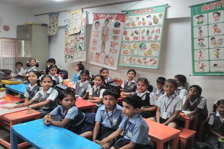 Dayananda Anglo Vedic School-Class Room