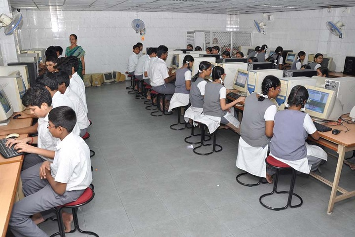 Dayananda Anglo Vedic School-IT Lab