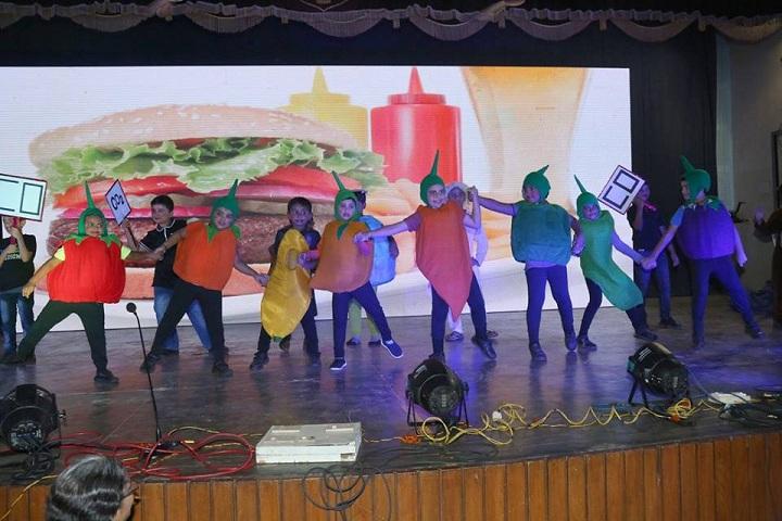 D A V Senior Sec School-Events