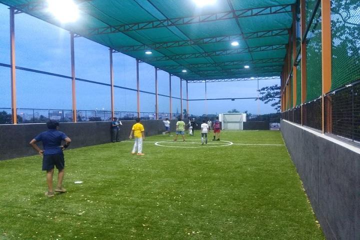 D A V Senior Sec School-Sports