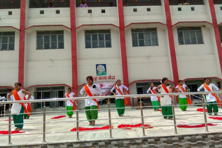 Nikhil Shyama D A V Public School-Independence Day
