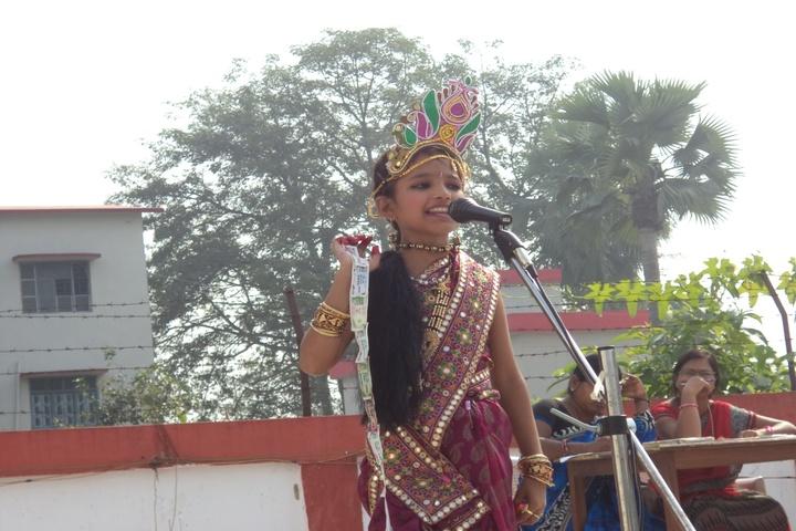 Nikhil Shyama D A V Public School-Event