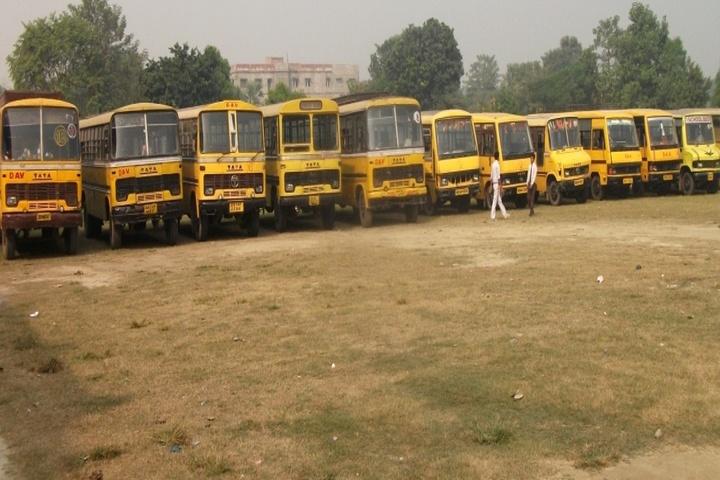 Nikhil Shyama D A V Public School-Transport
