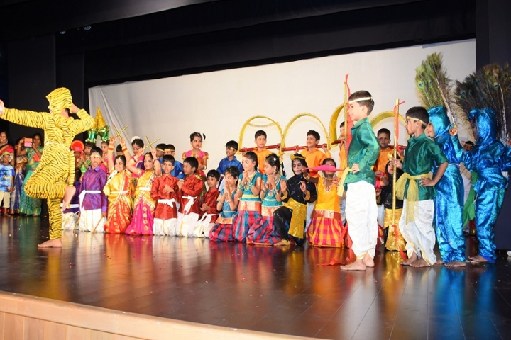 DAV Baba School-Annual Day Celebrations