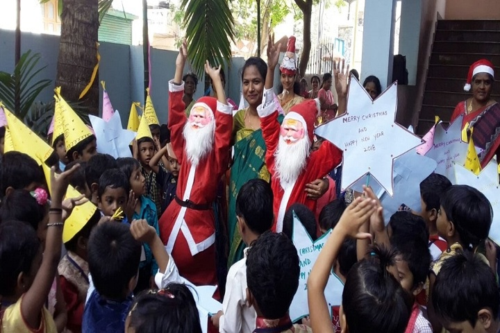 DAV Baba School-Christmas Celebrations