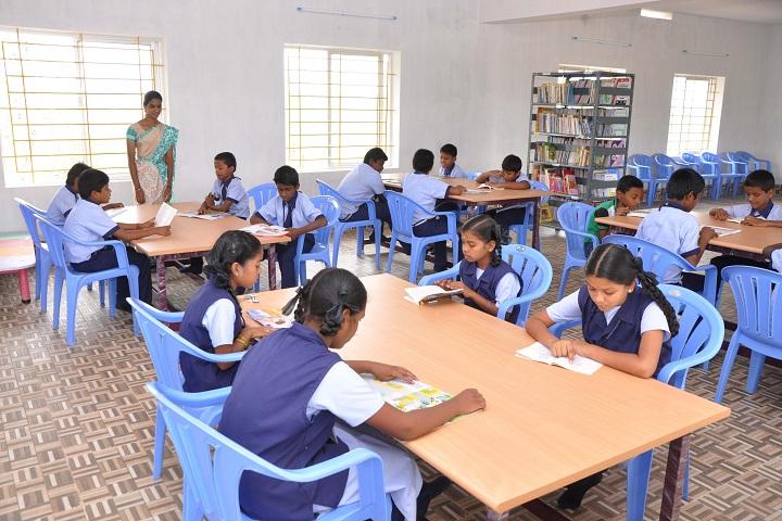 Damien Public School-Library