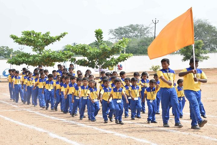 Damien Public School-Sports day