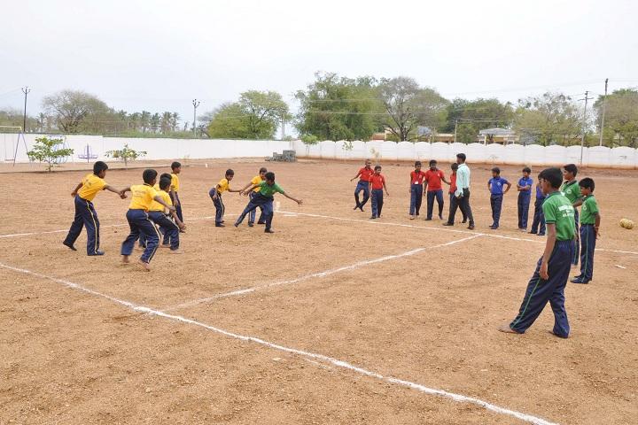 Damien Public School-Sports