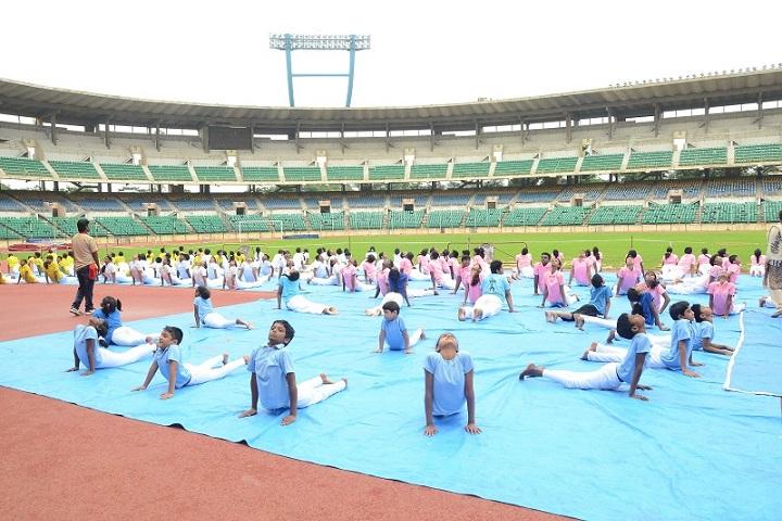 Devi Academy-Yoga