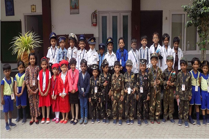 Devi Academy-Fancy Dress