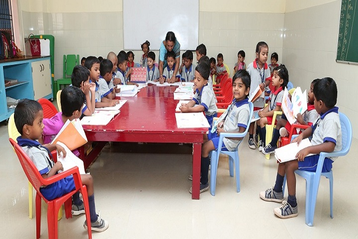 Devi Academy-KG Classroom