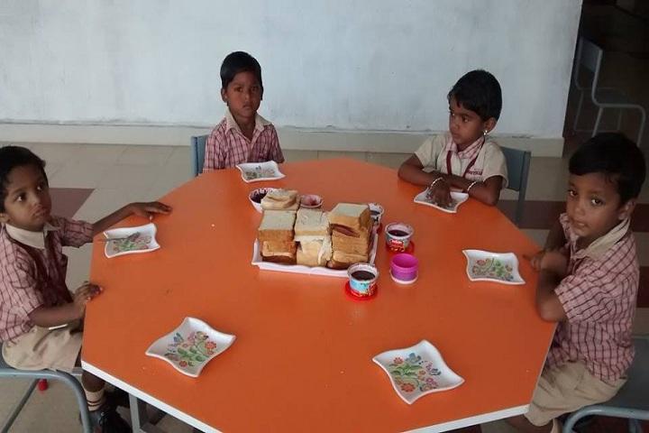 Dheeran Academy-Cafeteria