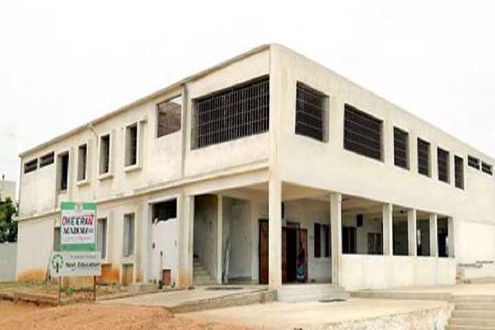 Dheeran Academy-School building
