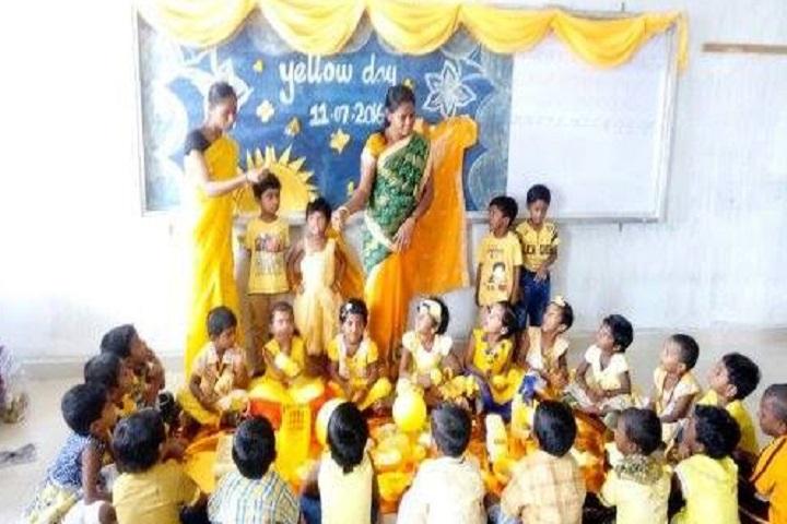 Dheeran Academy-Yellow day