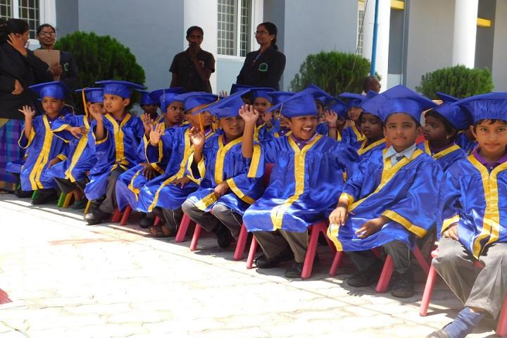 Dheeran Chinnamalai International Residential School-Graduation day