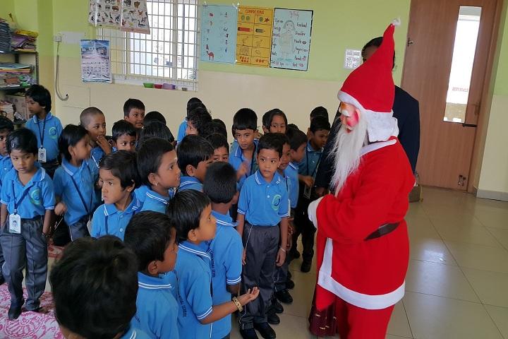 Dheeran Chinnamalai International Residential School-Celebrations