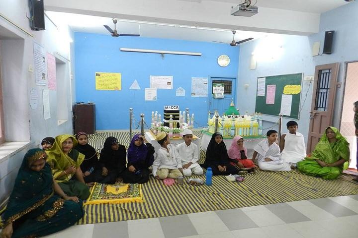 Dindigul Nadar Uravinmurai S M B Manickam Nadar Packiathammal National Public School-Drama
